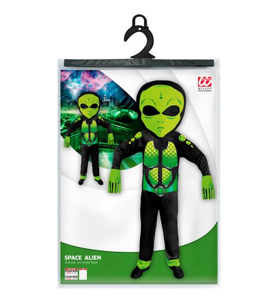 Space Alien Costume Package