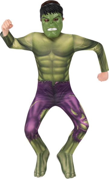 Kids Avengers Hulk Costume