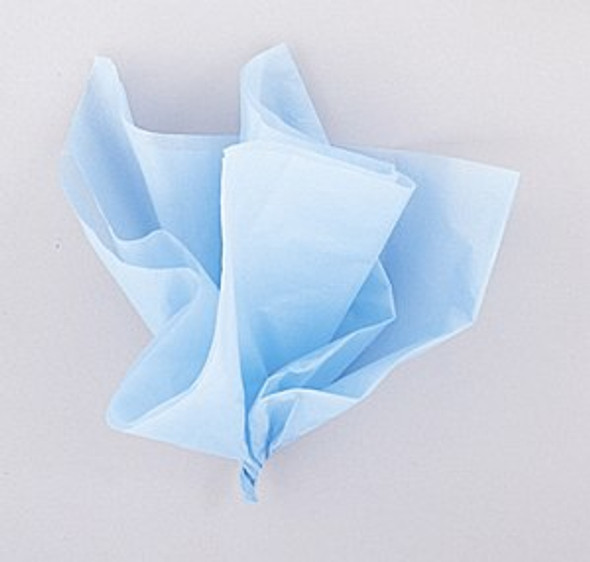 Baby Blue Tissue Gift Wrap