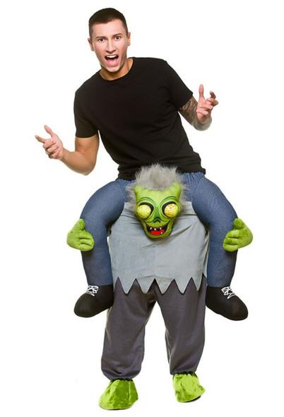 Carry Me Zombie Costume