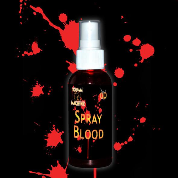 Spray Blood Effect