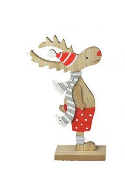 Mr Rudolph Reindeer Decoration