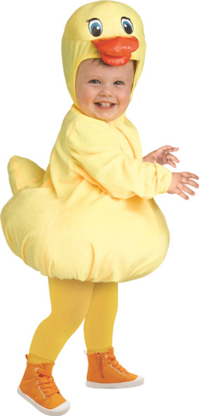Childs Rubber Ducky Costume