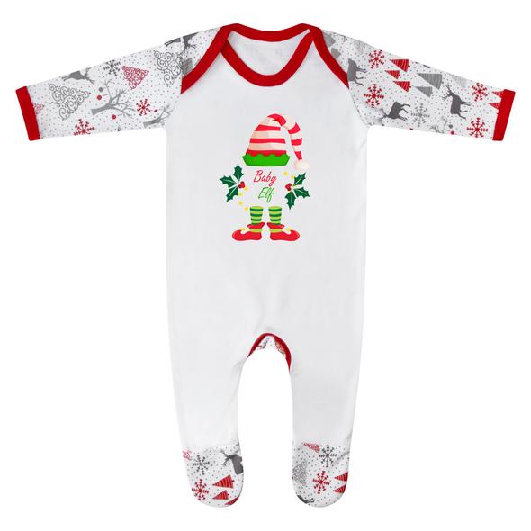 Baby Elf Romper