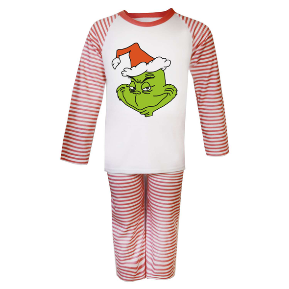 Grinch Womens Pyjamas Set