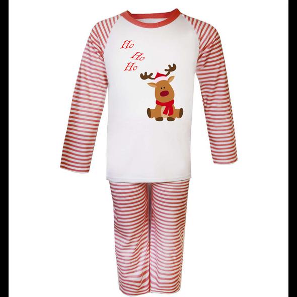 Ho Ho Ho Childs Pyjamas Set