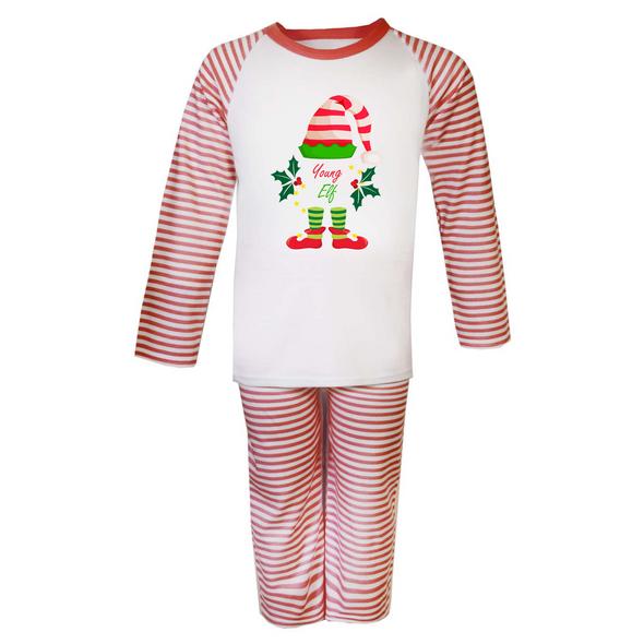Elf Childs Pyjamas Set