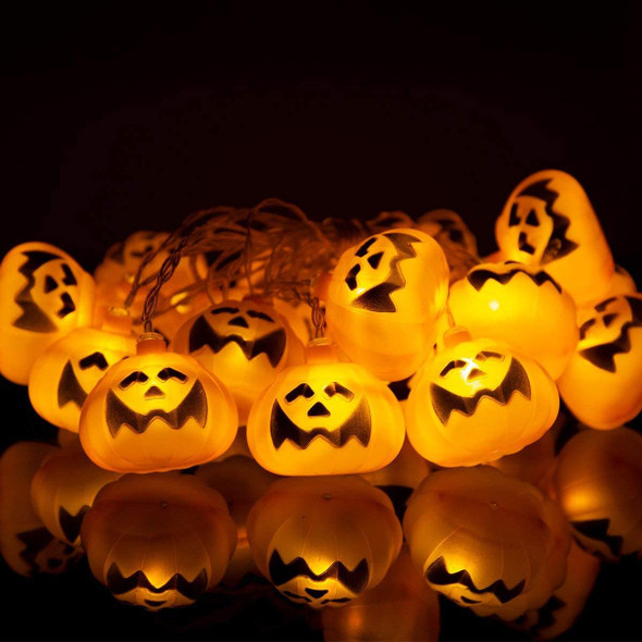 LED Pumpkin Lights