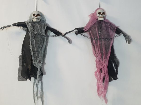Hanging Chained Reaper Deocrations