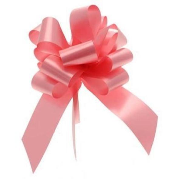 Baby Pink Pull Bow Ribbon