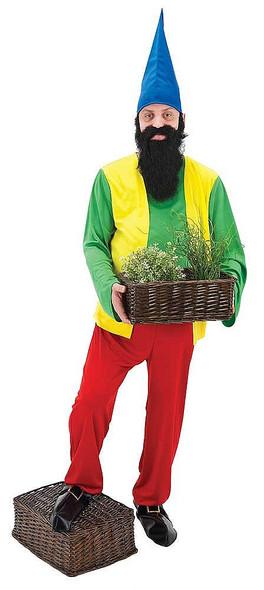 Bashful Gnome Costume