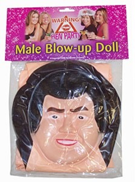 Blow Up Male Doll