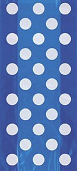 Blue Dots Gift Bags