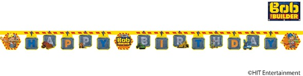 Bob The Builder Banner