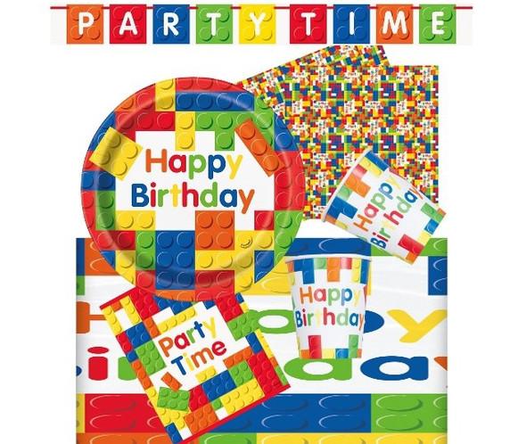 Building Blocks Party Bundle