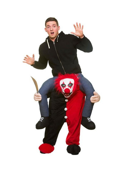Carry Me Killer Clown Costume