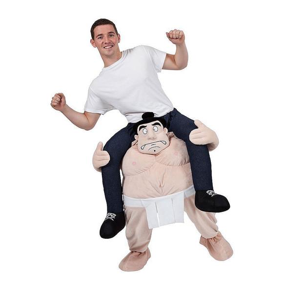 Carry Me Sumo Costume