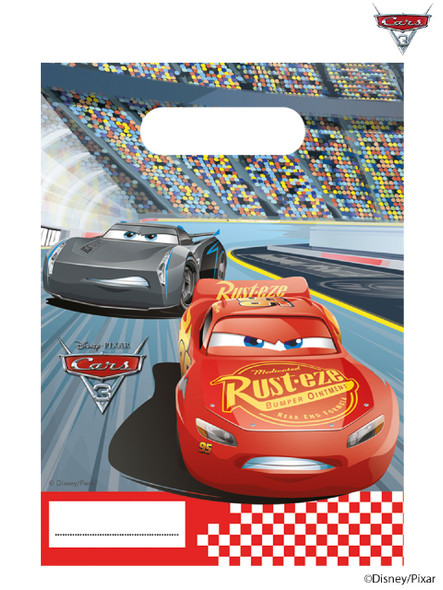 Cars 3 Party Bags