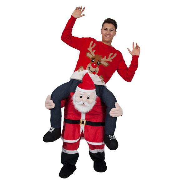 Carry Me Santa Costume