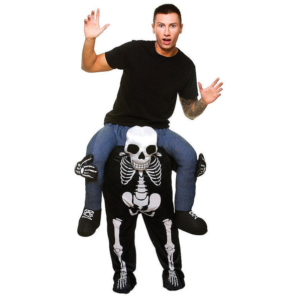 Carry Me Skeleton Costume