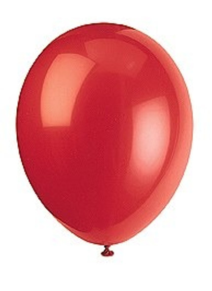 Cherry Red Balloons