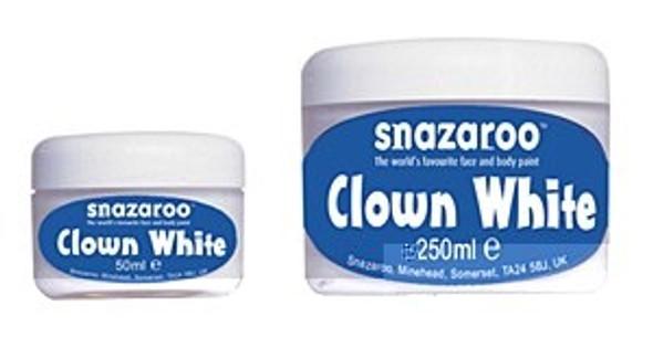 Clown White Facepaint
