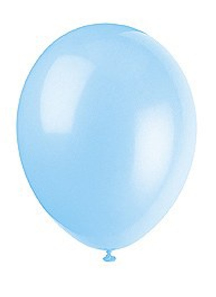 Cool Blue Balloons