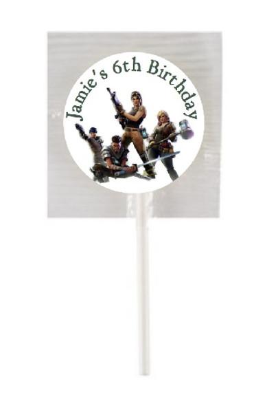 15Pk Fortnite Lollipops