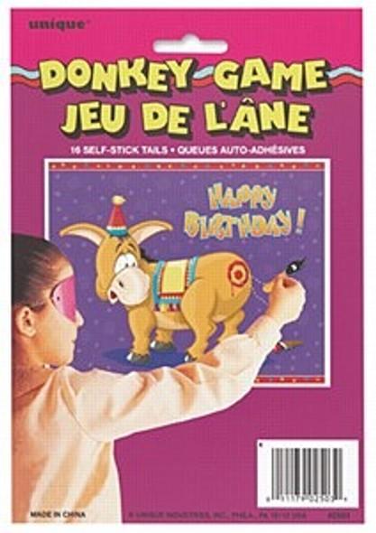 Donkey Tail Game