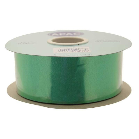 Emerald Green Poly Ribbon