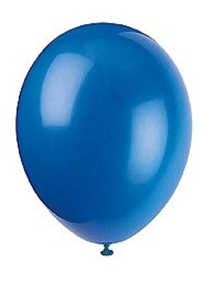 Evening Blue Balloons