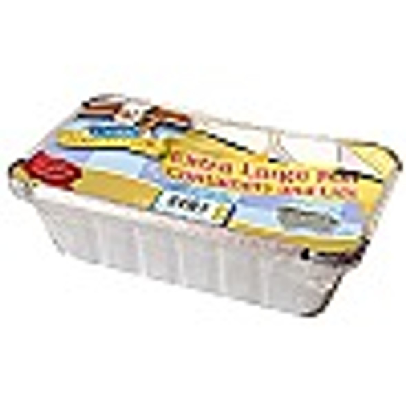 Extra Large Foil container