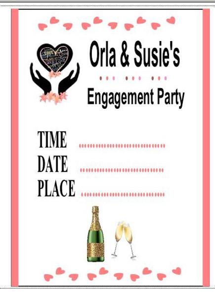 Female Engagement Invites