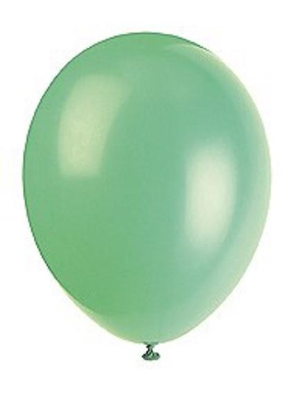 Fern Green Balloons
