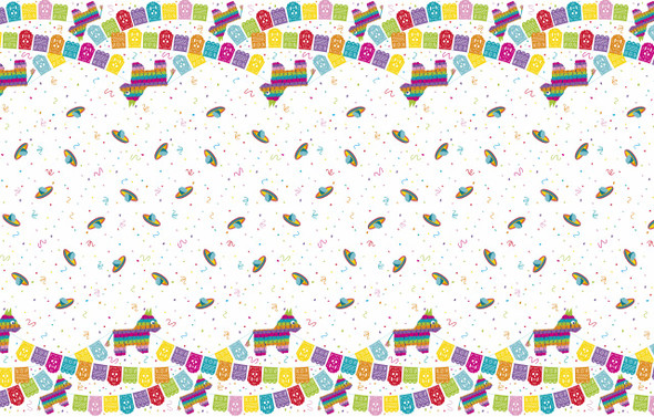 Fiesta Party Tablecover