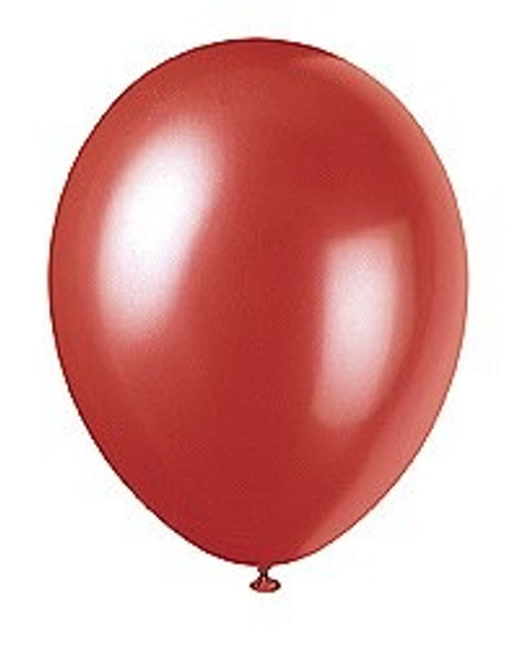Flame Red Balloons