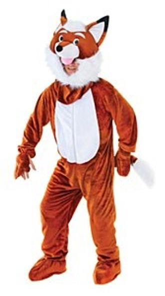 Fox Mini Mascot Costume