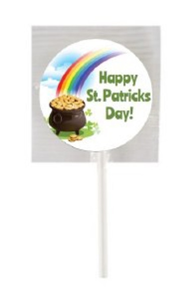 15Pk St Patricks Lollipops