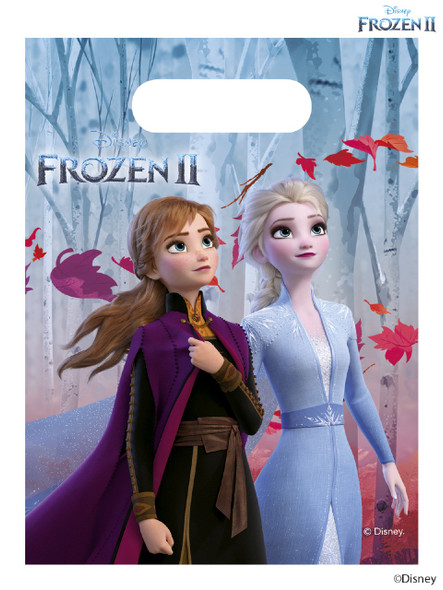 Frozen 2 Party Bags