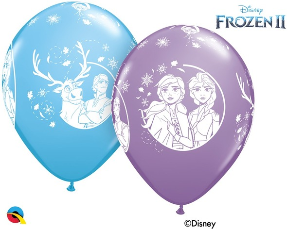 Frozen 2 Party Balloons