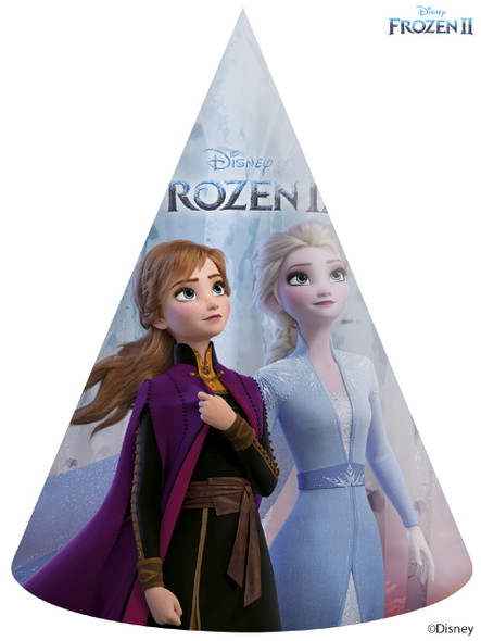 Frozen 2 Party Hats
