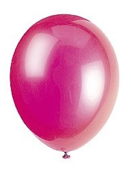 Fuchsia Balloons