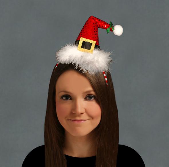 Funky Santa Hat