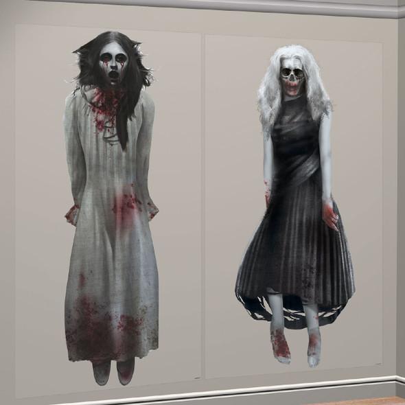 Ghost Girls Scene Setter