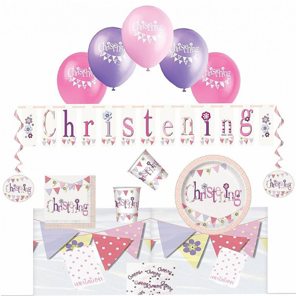 Girls Christening Bundle