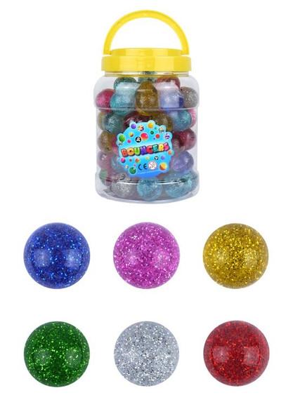 Glitter Bouncy Ball