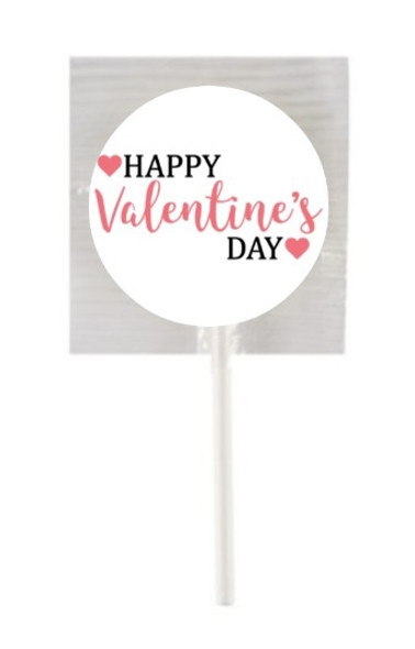 15Pk Valentines Day Lollipops