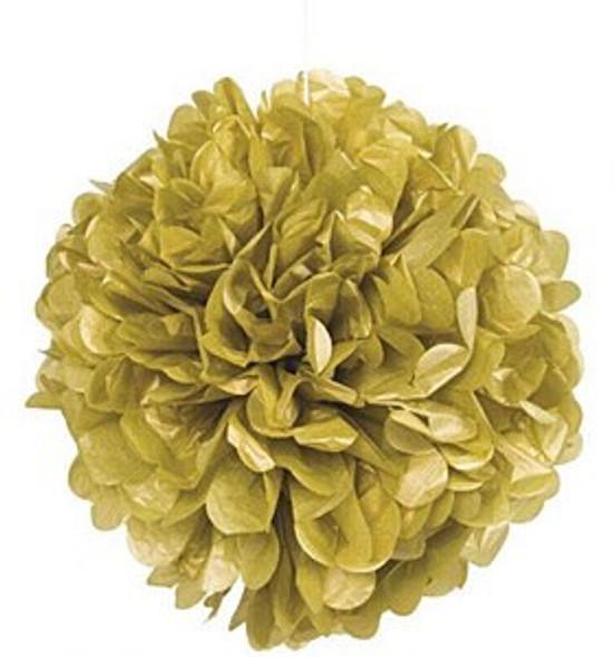 Gold Puff Ball