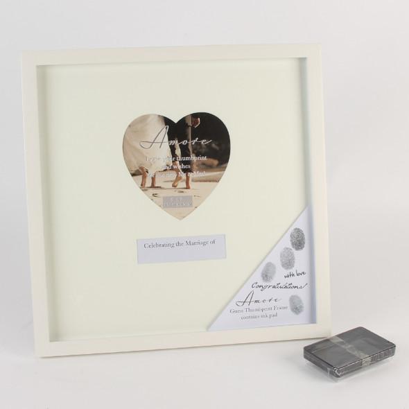 Guest Thumbprint Frame