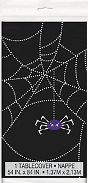 Halloween Spider Tablecover